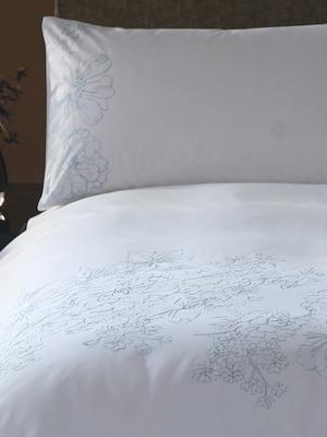 Margaret Muir Bedlinen Embroidered Bedlinen Bedding